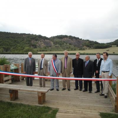 2011 Inauguration des aménagements