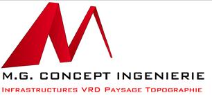 Logo mg concept