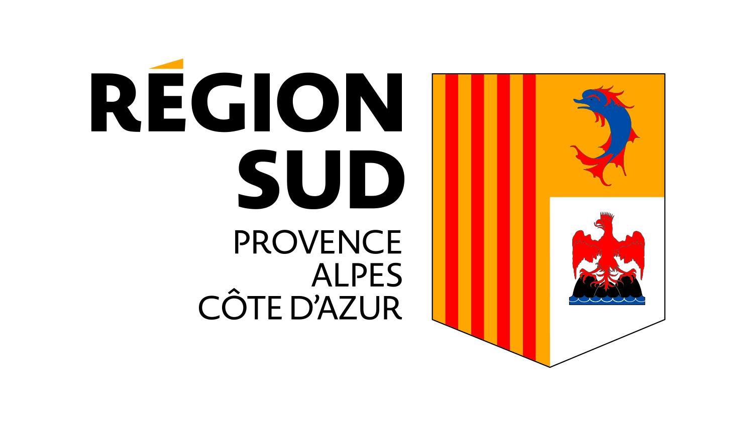 Logo region sud